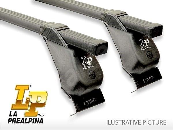 LaPrealpina L1316/10560 střešní nosič pro Toyota Yaris 5-dveřové rok výroby 2011- - Střešní nosiče