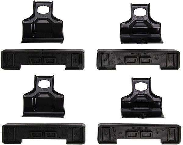 LaPrealpina kit L892 - Roof rack kit