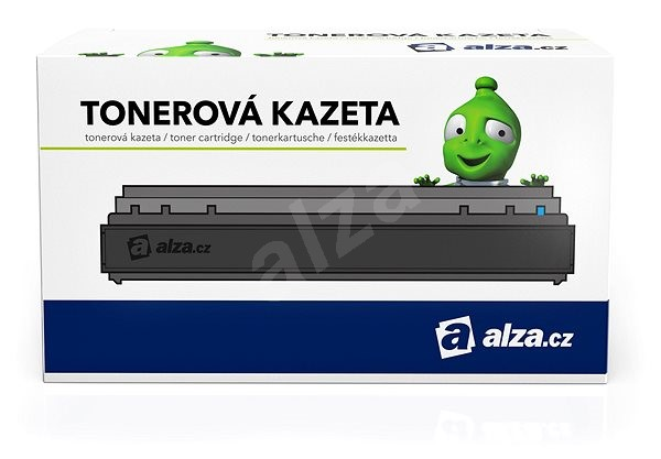 Alza CF381A azurový pro tiskárny HP - Alternativní toner