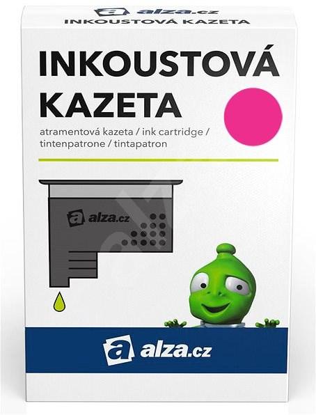 Alza CZ111AE purpurový pro tiskárny HP - Alternativní inkoust