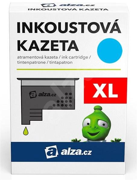Alza F6U16AE modrý pro tiskárny HP - Alternativní inkoust