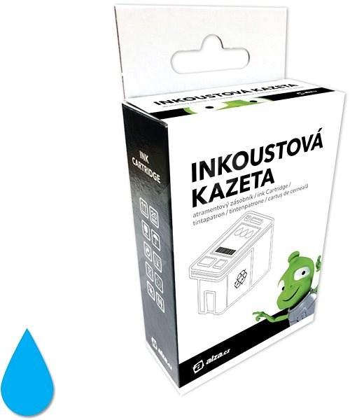 Alza LC-1000C XL azurový pro tiskárny Brother - Alternativní inkoust