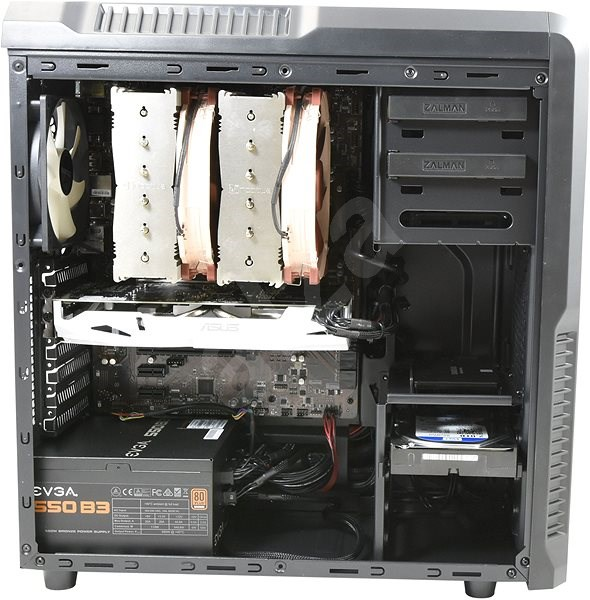 112706d5d3 Alza individuál GTX 1060 6G ASUS - Herní PC
