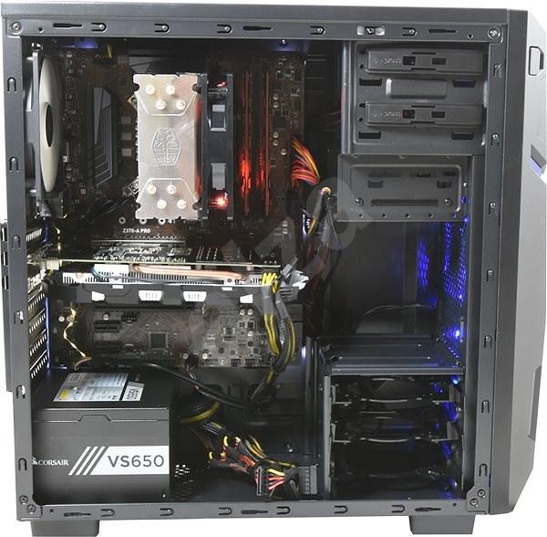 Alza individuál GTX 1060 3G MSI - Herní PC
