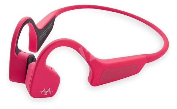 AMA BonELF X červená - Bezdrátová sluchátka