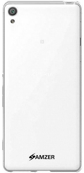 Amzer Pudding Case pro Sony Xperia XA - Ochranný kryt
