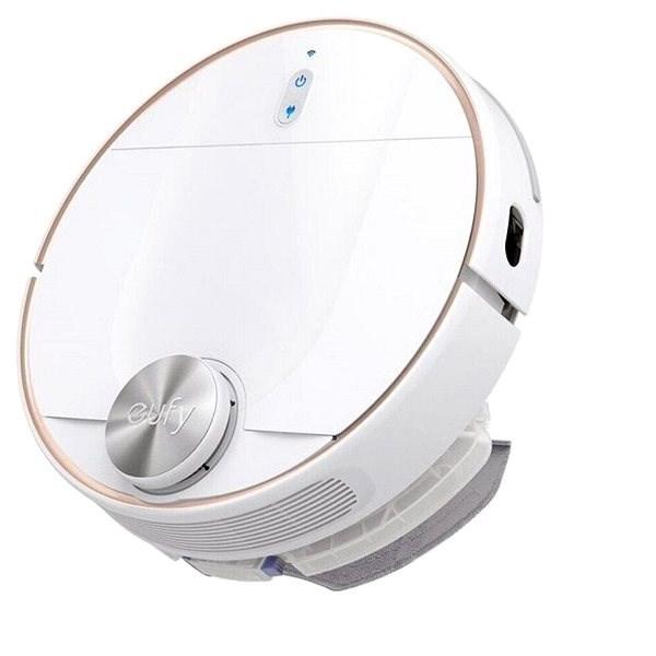 Anker Eufy RoboVac L70 Hybrid-White - Robotický vysavač