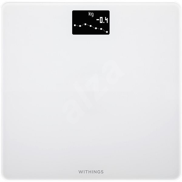Withings Body BMI Wi-Fi scale white - Osobní váha