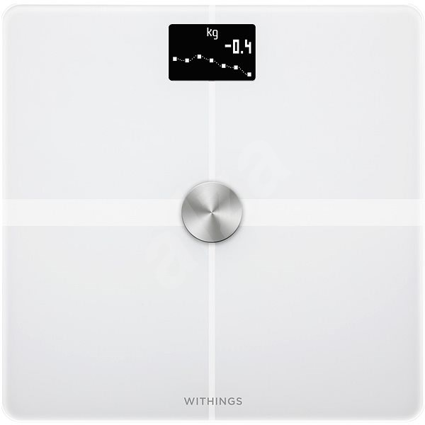 02264c4e9 Withings Body+ Full Body Composition WiFi Scale - White - Osobní váha