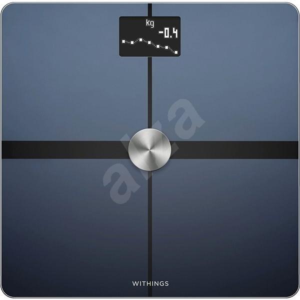 Withings Body+ Full Body Composition WiFi Scale - Black - Osobní váha