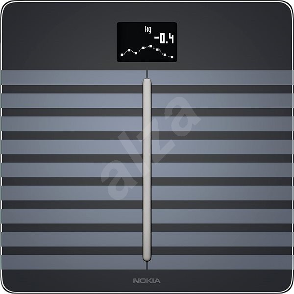 Nokia Body Cardio Full Body Composition WiFi Scale - Black - Osobní váha