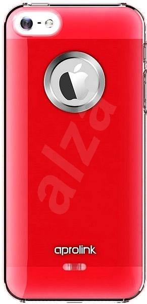 Aprolink Aluminium Ring Case růžové - Pouzdro na mobilní telefon