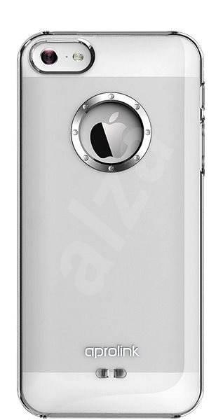 Aprolink Handmade Swarovski Crystal Ring Case transparentní - Pouzdro na mobilní telefon