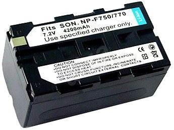 Aputure baterie pro Amaran AL - F750 - Akumulátor
