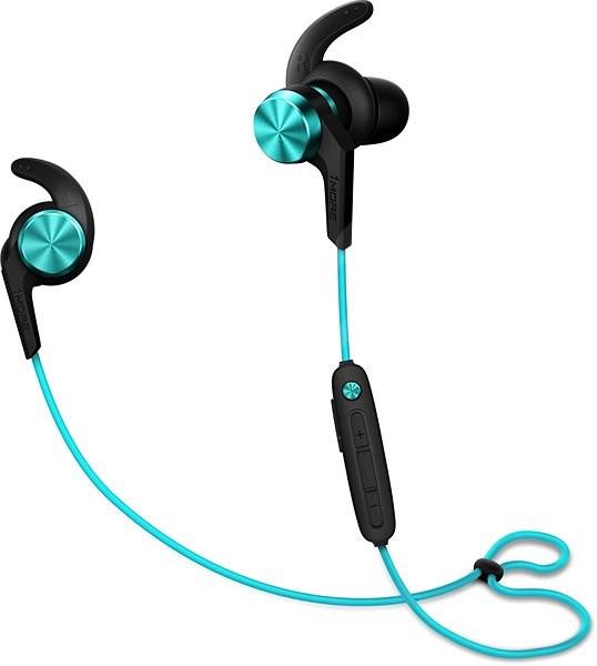 1MORE iBfree Sport Bluetooth In-Ear Headphones Blue - Bezdrátová sluchátka