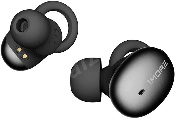 1MORE Stylish Truly Wireless Headphones Black - Bezdrátová sluchátka
