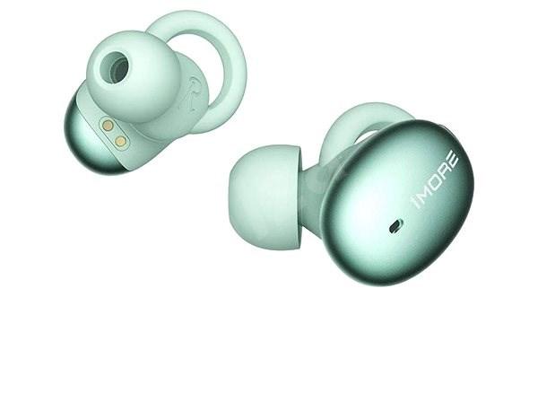 1MORE Stylish Truly Wireless Headphones Green - Bezdrátová sluchátka