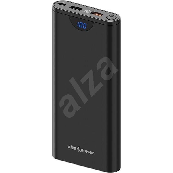 AlzaPower Unlimited 20.000mAh Power Delivery (45W) černá - Powerbanka