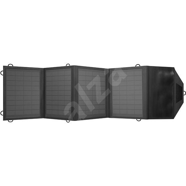 AlzaPower MAX-E 14W černá - Solární panel