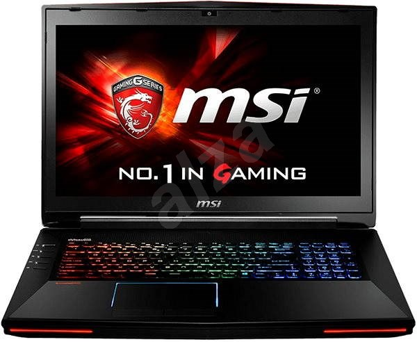 MSI Gaming GT72 2QE(Dominator Pro)-1434NL - Notebook