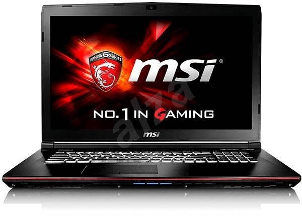 MSI Gaming GE72 6QC(Apache)-034UK - Notebook