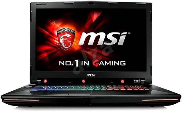 MSI Gaming GT72S 6QE(Dominator Pro G 4K Tobii)-857FR - Notebook
