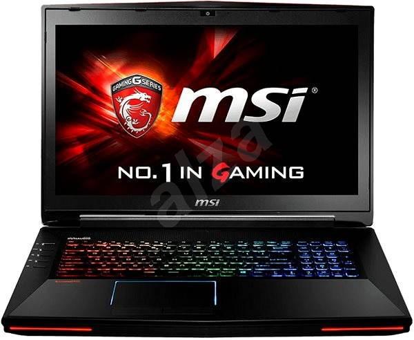 MSI Gaming GT72 2QD(Dominator)-866XFR - Notebook