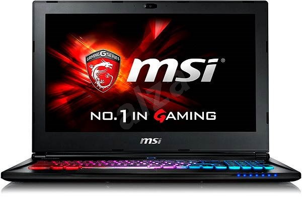 MSI Gaming GS60 6QE(Ghost Pro)-004FR - Notebook