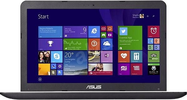 ASUS R511LJ-XX677H - Notebook