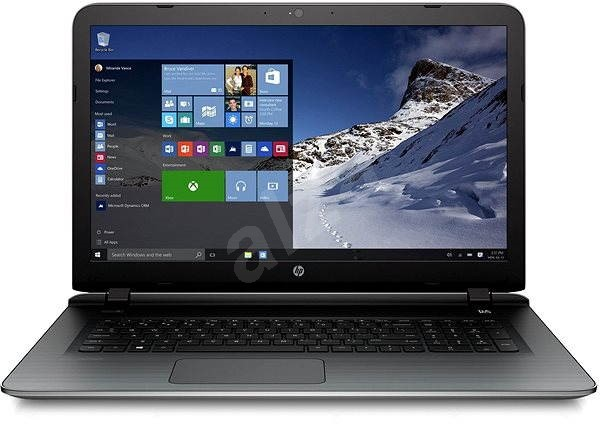 HP Pavilion 17-g077cl (Touch) - Notebook