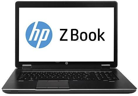 HP ZBook 17 - Notebook