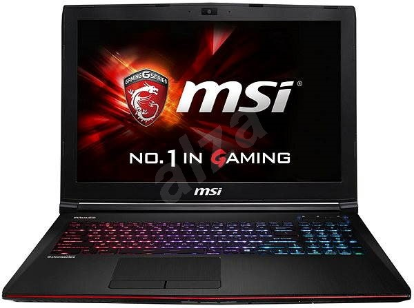MSI Gaming GE62 2QF(Apache Pro)-252XES - Notebook