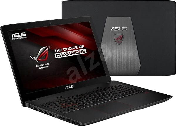 ASUS ROG GL552JX-XO121H - Notebook