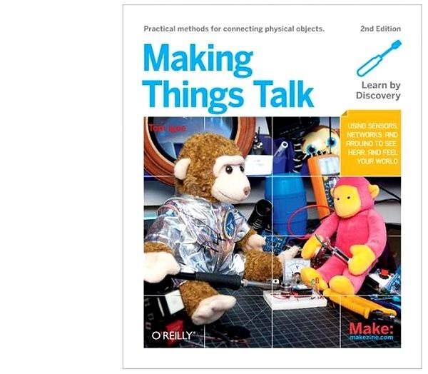 Arduino - Making Things Talk ( v Angličtině) - druhé vydání -