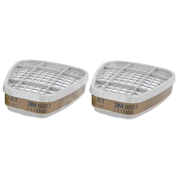 3M Filtr 6051 2ks - Ochranný filtr