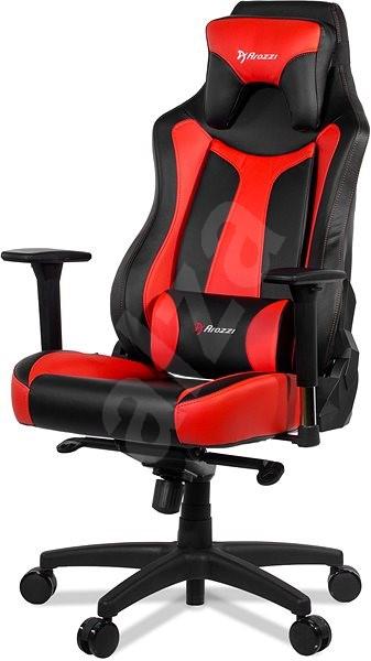 911bdd581907 Arozzi Vernazza Red - Herní židle