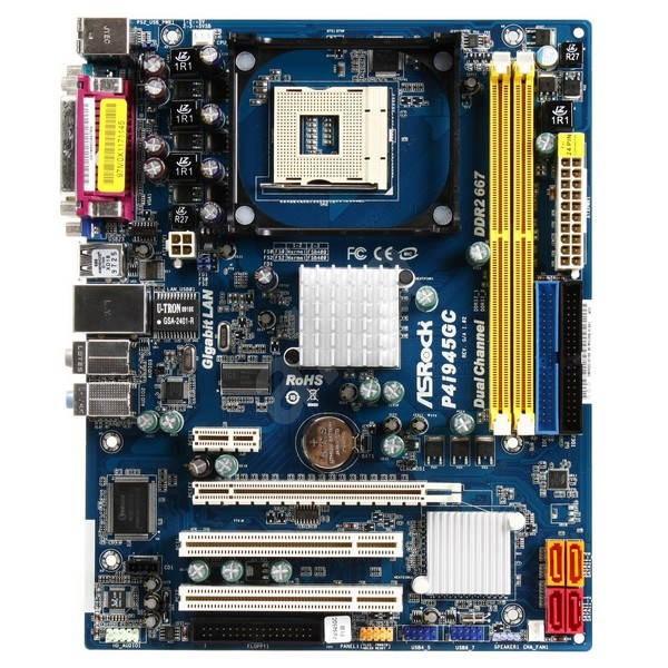 ASROCK P4I945GC - Základní deska