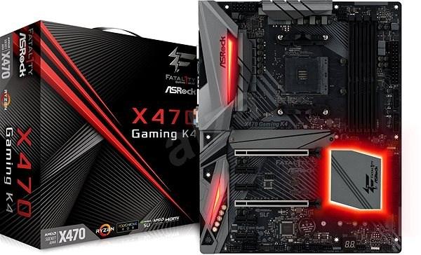 ASROCK Fatal1ty X470 Gaming K4 - Základní deska