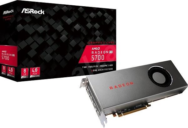 ASROCK Radeon RX 5700 8G - Grafická karta
