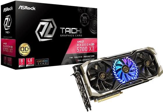 ASROCK Radeon RX 5700 XT Taichi X 8G OC+ - Grafická karta