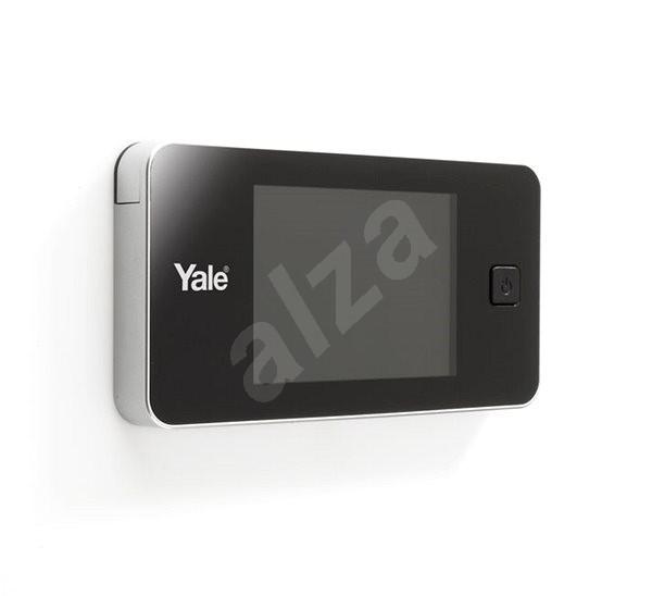 YALE  DDV 500 Essential - Digitální dveřní kukátko