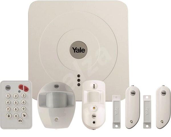 YALE Smartphone Alarm SR-3200i - Set
