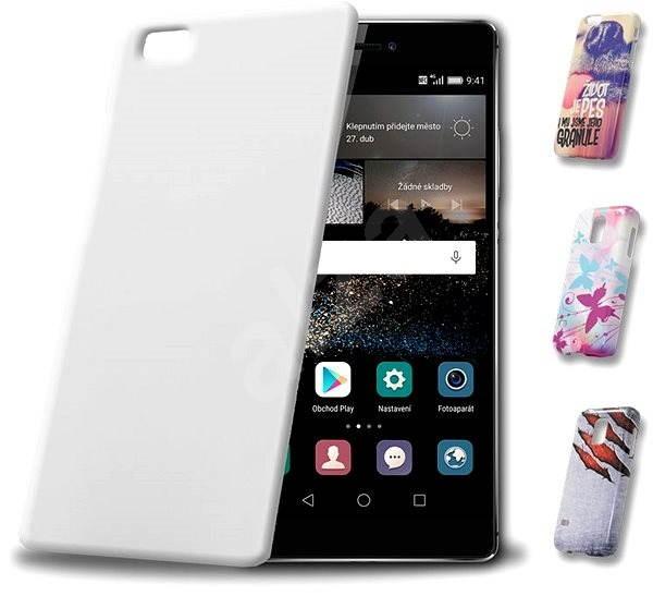 Skinzone vlastní styl Snap pro Huawei P8 Lite - Ochranný kryt Vlastní styl