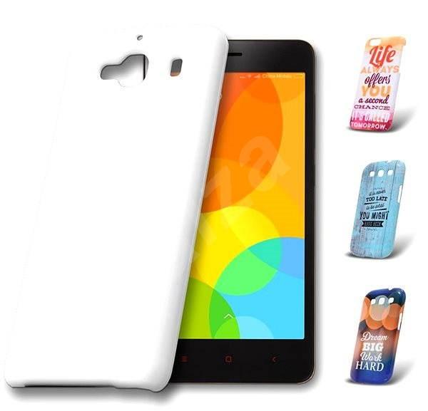 Skinzone vlastní styl Snap pro Xiaomi Redmi 2 - Ochranný kryt Vlastní styl