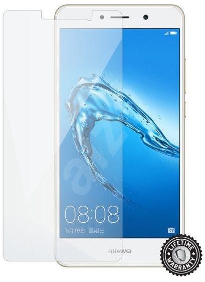 Screenshield HUAWEI Y7 Tempered Glass protection na displej - Ochranné sklo