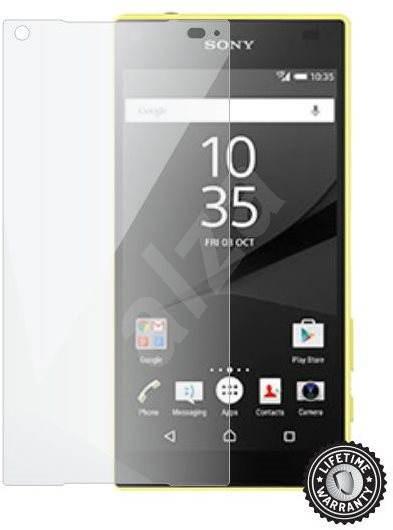 ScreenShield Tempered Glass Sony Xperia Z5 Compact - Ochranné sklo
