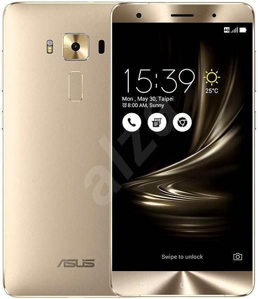 ASUS ZenFone 3 Deluxe 64GB zlatý - Mobilní telefon