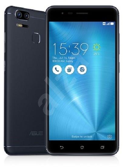 ASUS Zenfone Zoom S Black - Mobilní telefon