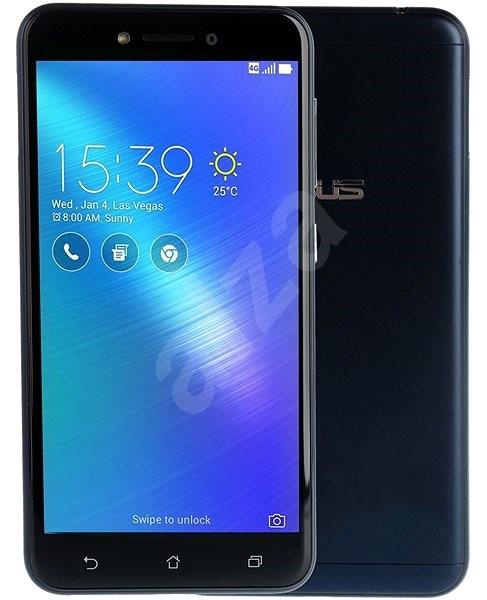 ASUS Zenfone Live Navy Black - Mobilní telefon  c37312a8635