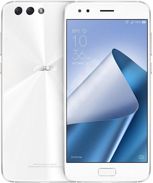 Asus Zenfone 4 ZE554KL White - Mobile Phone
